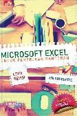 Microsoft Excel Untuk Pekerjaan Kantoran Edisi Revisi+Cd