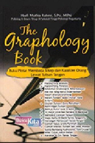 Cover Buku The Graphology Book
