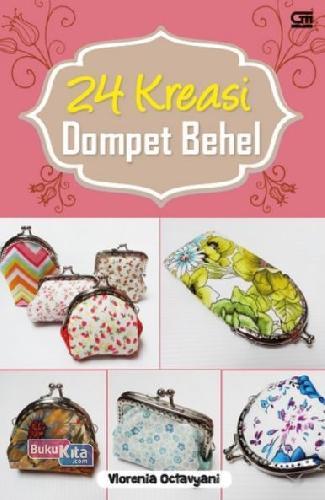 Cover Buku 24 Kreasi Dompet Behel 2015
