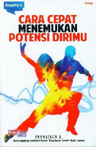 Cover Buku Cara Cepat Menemukan Potensi Dirimu