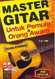 Master Gitar Untuk Pemula&Orang Awam+Vcd