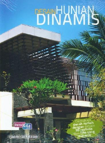 Cover Buku Desain Hunian Dinamis