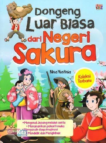 Cover Buku Dongeng Luar Biasa Dari Negeri Sakura