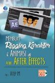 Membuat Rigging Karakter & Animasi Di Adobe After Effects+Cd