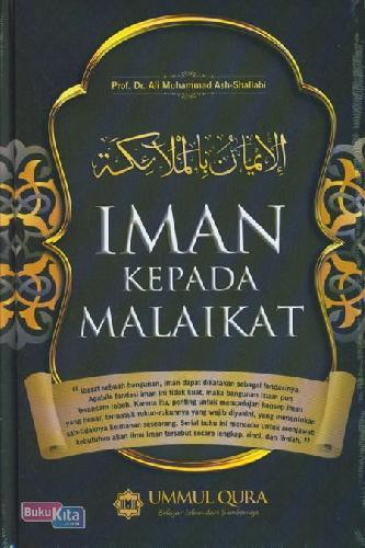Cover Buku Iman Kepada Malaikat