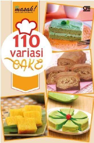 Cover Buku 110 Variasi Cake 2015