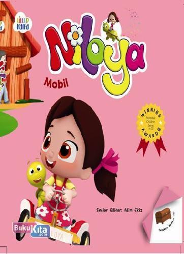 Cover Buku Mobil Niloya : Seri Niloya