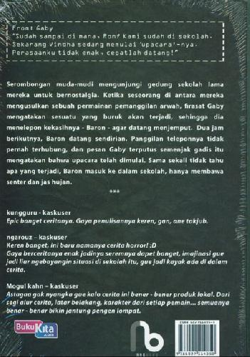 Cover Belakang Buku Petak Umpet Minako