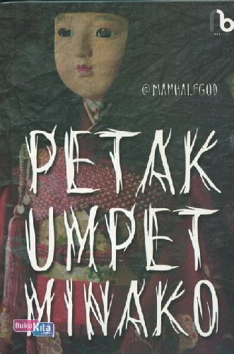 Cover Buku Petak Umpet Minako