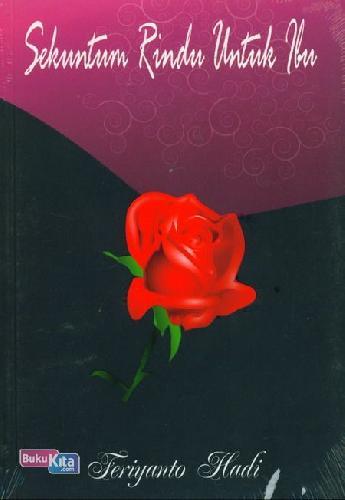 Cover Buku Sekuntum Rindu Untuk Ibu