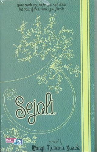 Cover Buku Sejoli