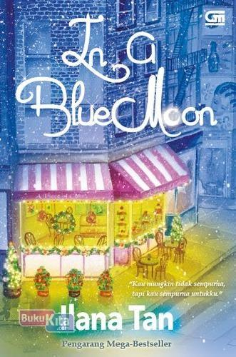 Cover Buku In A Blue Moon