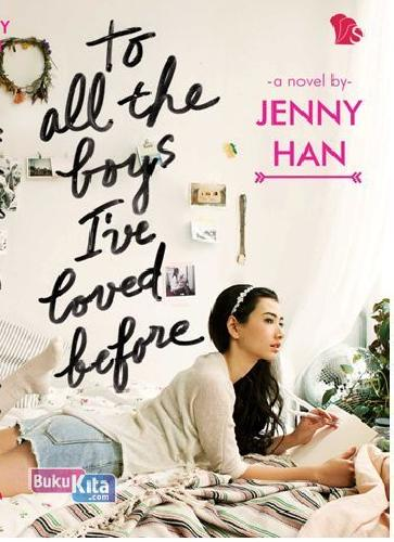 Cover Buku To All The Boys I Ve Loved Before