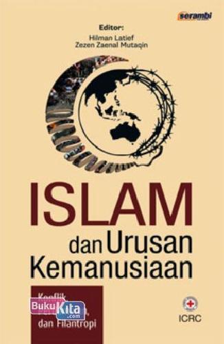 Cover Buku Islam Dan Urusan Kemanusiaan
