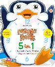 Magic Book 5 In 1 Bermain Garis, Bentuk, Angka, Jam, Waktu