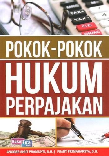 Cover Buku Pokok-Pokok Hukum Perpajakan