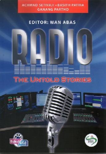Cover Buku RADIO THE UNTOLD STORIES