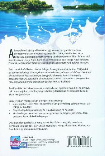 Cover Belakang Buku Kutunggu di Telaga Al-Kautsar