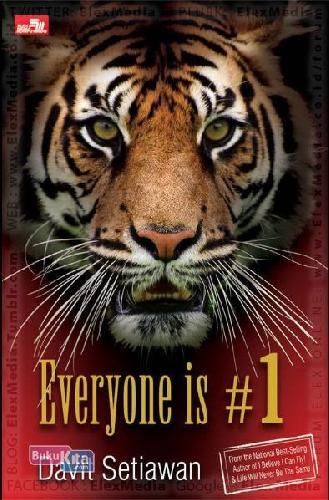 Cover Buku Everyone Is #1 (Disc 50%)