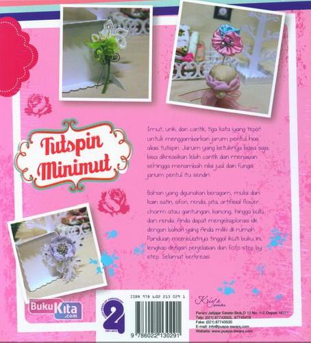 Cover Belakang Buku Tutspin Minimut
