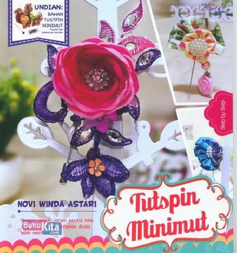 Cover Buku Tutspin Minimut
