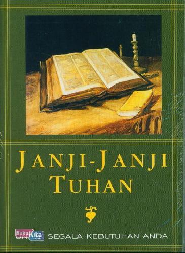 Cover Buku Janji-Janji Tuhan Untuk Segala Kebutuhan Anda