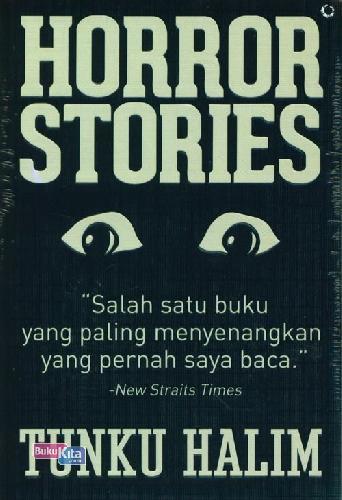 Cover Buku Horror Stories : Salah Satu Buku Yang Paling