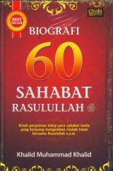 Biografi 60 Sahabat Rasulullah (Hard Cover)