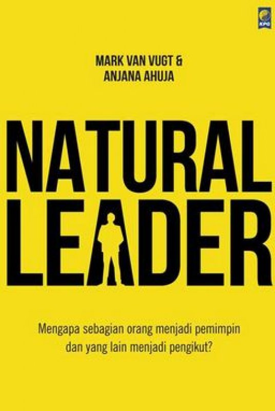 Cover Buku Natural Leader
