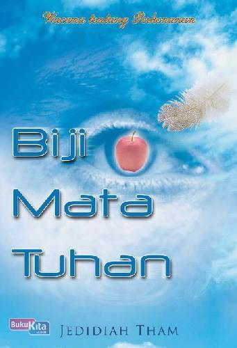 Cover Buku Biji Mata Tuhan
