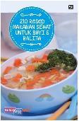 210 Resep Makanan Sehat Bayi & Balita