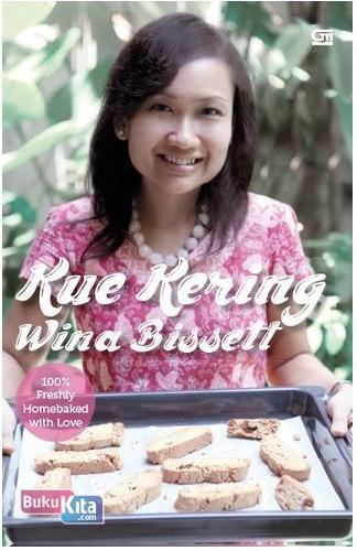 Cover Buku Kue Kering Wina Bisset (Hc)
