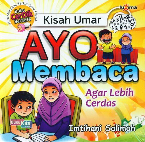 Cover Buku Kisah Umar : Ayo Membaca Agar Lebih Cerdas
