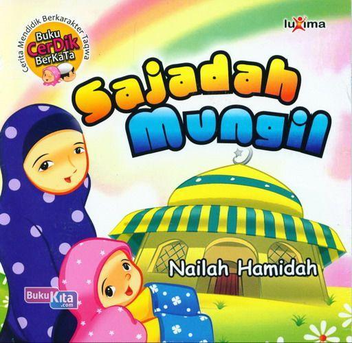 Cover Buku Sajadah Mungil