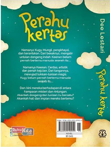 Cover Perahu Kertas-New