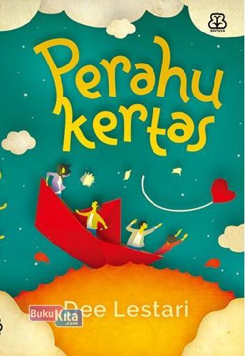 Cover Buku Perahu Kertas-New