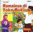 Seri Cerita Anak Usia Dini : Ramainya di Toko Buku - Astir Book Store