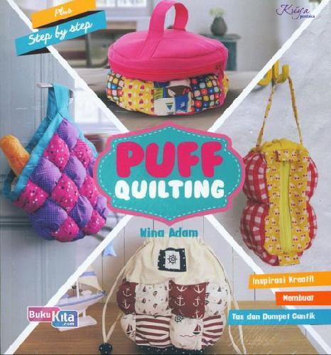 Cover Buku Puff Quilting