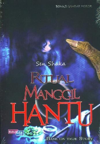 Cover Buku Ritual Manggil Hantu