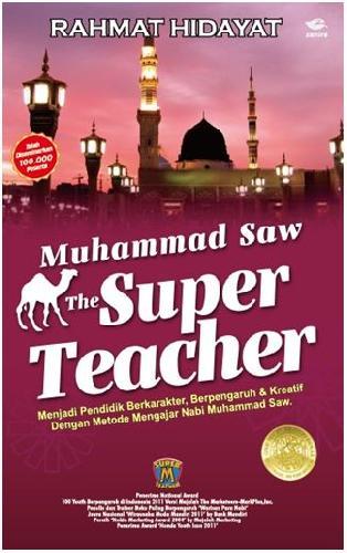 Cover Buku Muhammad The Super Teacher (Hard Cover)