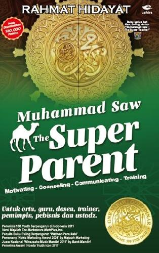 Cover Buku Muhammad Saw The Super Parent