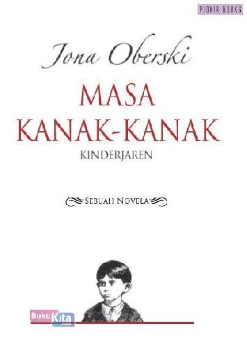 Cover Buku Masa Kanak-Kanak