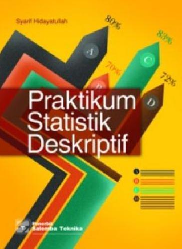 Cover Buku Praktikum Statistik Deskriptif