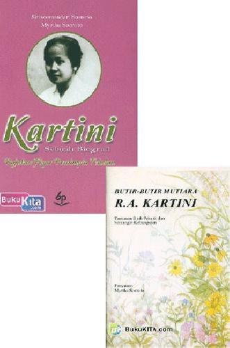 Cover Buku Paket Kartini