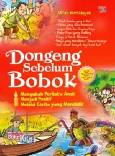 Cover Buku Dongeng Sebelum Bobok