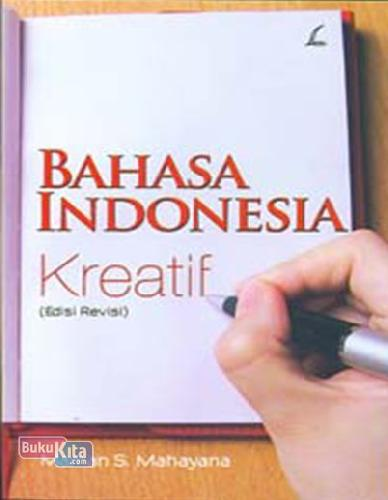 Cover Buku Bahasa Indonesia Kreatif Edisi Revisi