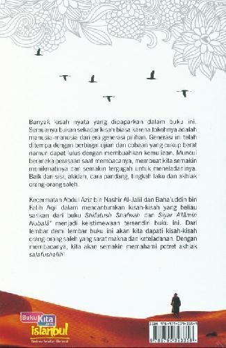 Cover Belakang Buku Kisah Teladan Orang-Orang Saleh