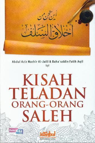 Cover Buku Kisah Teladan Orang-Orang Saleh