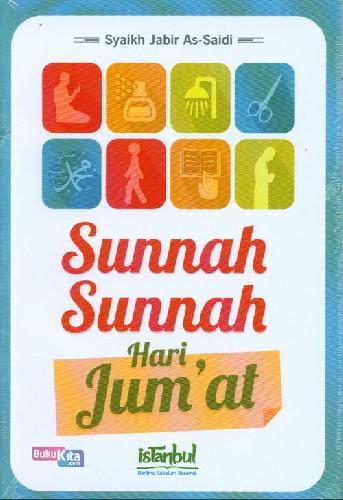Cover Buku Sunah2 Hari Jumat