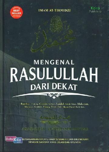 Cover Buku Mengenal Rasulullah Dari Dekat (Hc)
